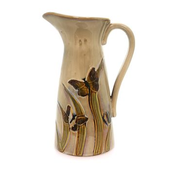 Tabletop BUTTERFLY PITCHER Porcelain Dishwasher Safe 9729101
