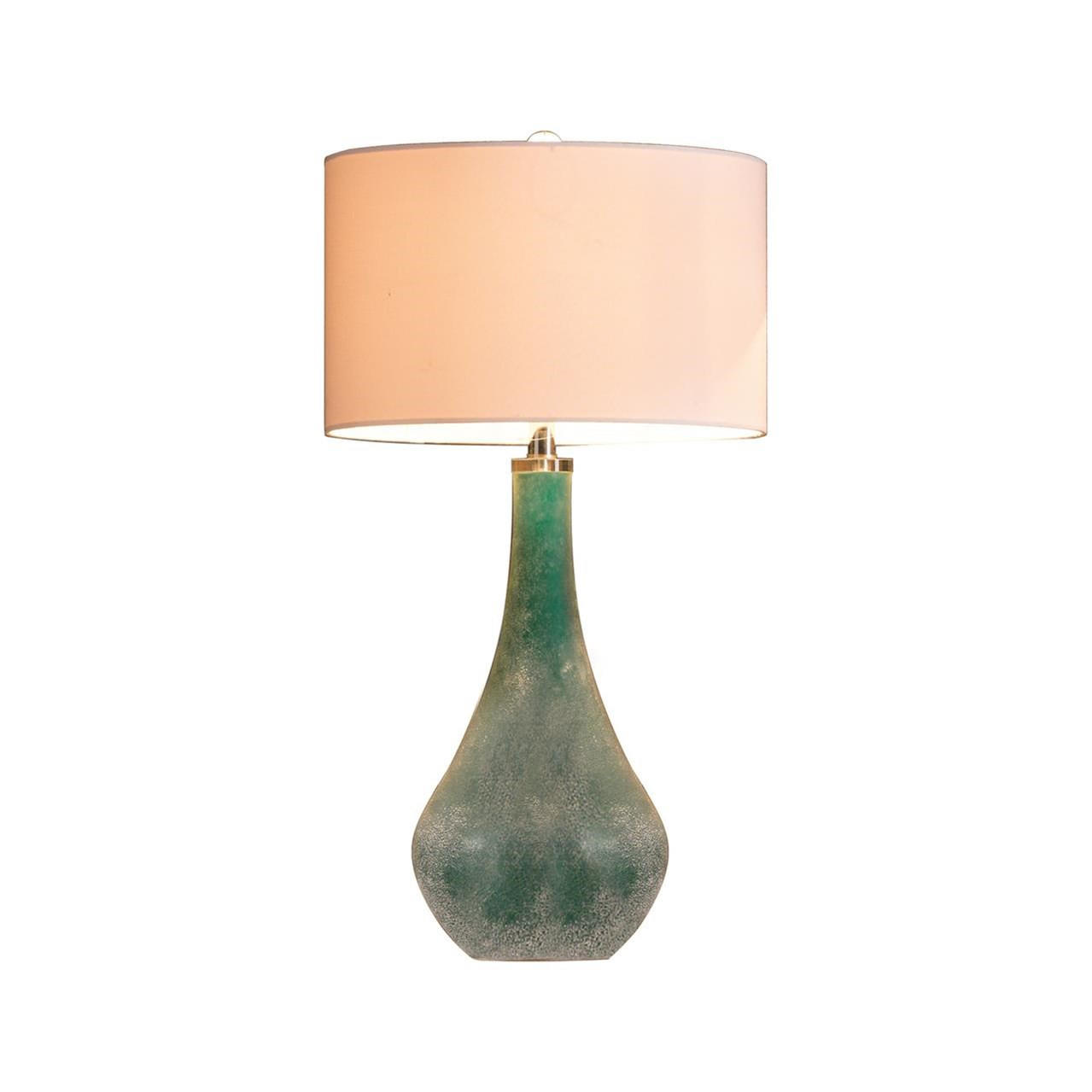Sea Lamps: Sea Glass Table Lamp From Sky Iris