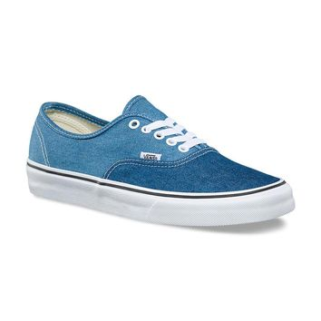 Vans Authentic Denim 2 Tone
