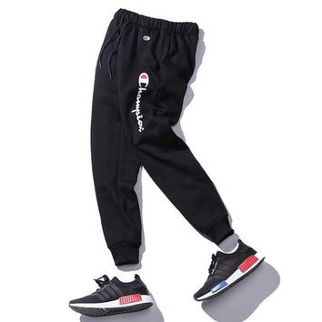 DCCKI2G Champion Women Men Lover Casual Trousers Sport Pants Sweatpants