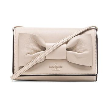 kate spade new york Catherine Crossbody Bag in Cream