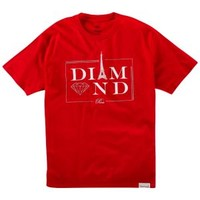 Diamond Supply Co Paris T-Shirt - Men's at CCS