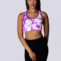 Fitted Seamless Sports Bra