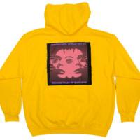 Supernatural ESP Patch Print Hoodie (S,XL & 2XL Only)