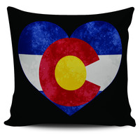 Colorado Love Pillow Case