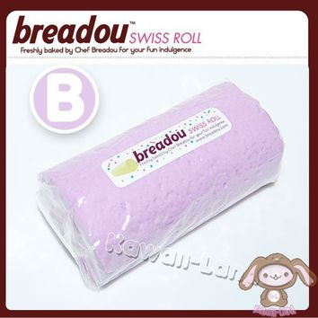 Breadou Swiss Roll Squishy