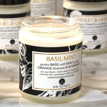 Build Your Own 8oz Scented Soy Candle Set