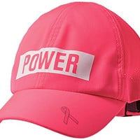 Under Armour Women's Power In Pink Fly Fast Cap, Cerise (653), One Size