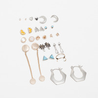 PACK OF SUMMER EARRINGS - Jewellery-ACCESSORIES-WOMAN | ZARA United Kingdom