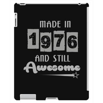 made in 1976 and still awesome iPad 3 and 4 Case