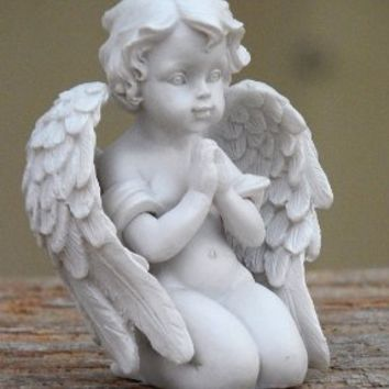 Loves Child Angel Cupid Home Decor Cherub Statue Baby Sculpture Figurine 728-191-113:Amazon:Home & Kitchen