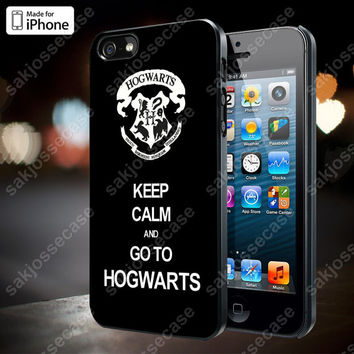 Keep Calm and Go to Hogwarts Case for iPhone 5/5S, 4/4S, and Samsung Galaxy S3/S4