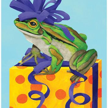 Party Frog - Single Card