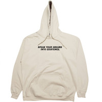 Speak Your Dreams Into Existence Hoodie