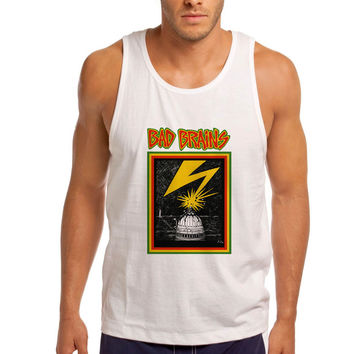 Bad Brains Men Tank Top