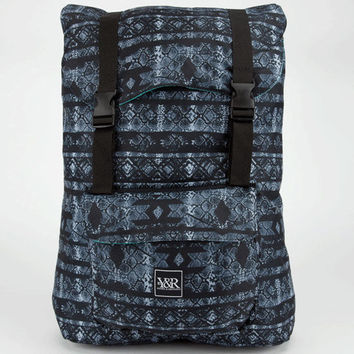 Young & Reckless Trekker Backpack Native Python One Size For Men 23886344901