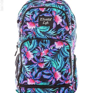Floral Large Hydration Backpack - Peak Collection