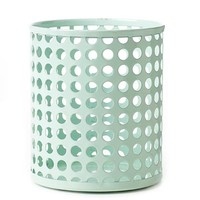 Design Ideas Edison Pencil Cup, Mint Green
