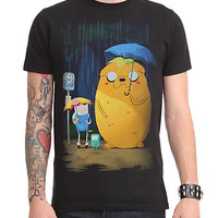 Adventure Time In The Rain T-Shirt