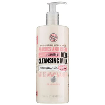 Soap & Glory Peaches And Clean™ Deep Cleansing Milk (16.9 oz)