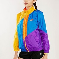 Nike Colorblock Vintage Running Jacket - Urban Outfitters