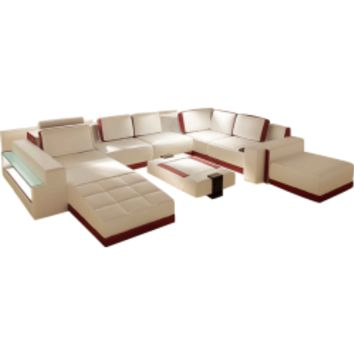 Stretch Large Sofa Sectional by Scene Furniture - Opulentitems.com