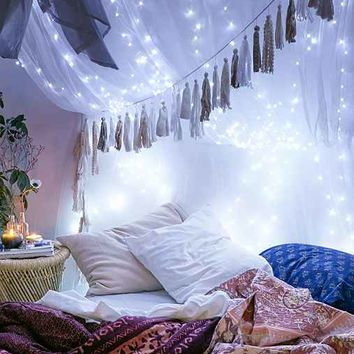 Extra-Long Galaxy String Lights