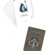 Seekers Playing Cards