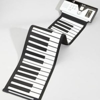fredflare.com | 877-798-2807 | flexible roll-up piano