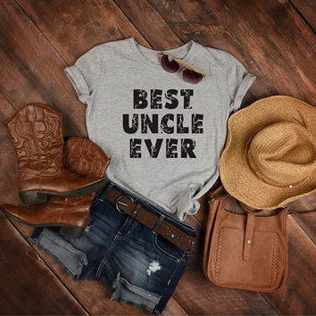 Uncle T-shirt, Funcle Shirt, Best Uncle Ever Tshirt, Uncle Gift, Gift for Uncle, Funny Uncle tee, Best Funcle Gifts, Uncle Mens Graphic Tee