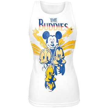 Mickey Mouse - Buddies Juniors Tank Top
