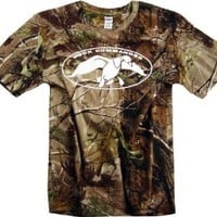 Duck Dynasty T-Shirt DVD TV Show Authentic Clothing Apparel Gear Merchandise Duck Commander Logo Shirt XL