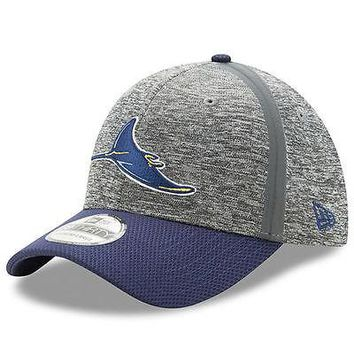 Tampa Bay Devil Rays New Era 39THIRTY Clubhouse Cooperstown Stretch Flex Cap Hat