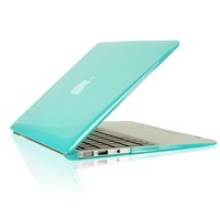 "NEW ARRIVALS! Crystal Tifany BLUE Hard Case Cover for Macbook Air 13"" A1369"