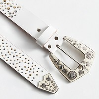 Super Studded Western Belt | Urban Outfitters