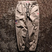 Champion  X Supreme Fashion Casual Simple Pants Trousers