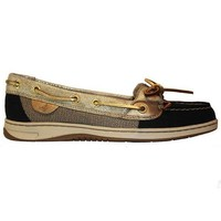 Sperry Top Sider Angelfish   Metallic Python Black/gold Sts94092