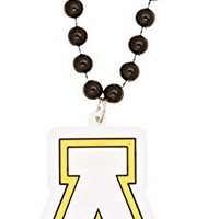 NCAA Appalachian State Mountaineers 2012 Team Logo Beads Necklace