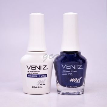 Veniiz Match UV Gel Polish V068 Afterdark Shimmer