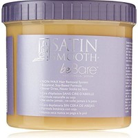 Satin Smooth Be Bare Botanical Non Wax - Hair Removal System 16 oz