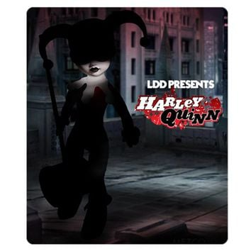 LDD Presents Classic Harley Quinn Doll - Mezco Toyz - Living Dead Dolls - Dolls at Entertainment Earth