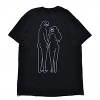 TWO VIRGINS TEE SHIRTS - SASQUATCHfabrix. ONLINE SHOP
