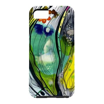 CayenaBlanca Abstract 4 Cell Phone Case