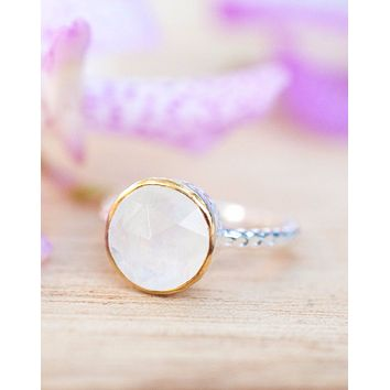 Julie Moonstone Ring (BJR014)