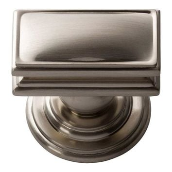 Atlas Homewares Campaign Rectangle Cabinet Knob