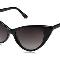 CATEYE VINTAGE BLACK SUNGLASSES