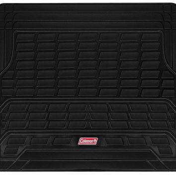 Coleman Trunk Liner Cargo Floor Mat All Weather Rubber Auto Protector