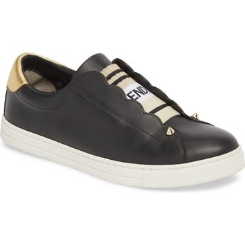 Fendi Rockono Slip-On Sneaker (Women) | Nordstrom