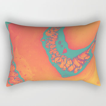light my fire Rectangular Pillow by duckyb
