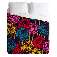 Budi Kwan Flower Field Duvet Cover